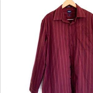 Arrow Red Strip Button down shirt